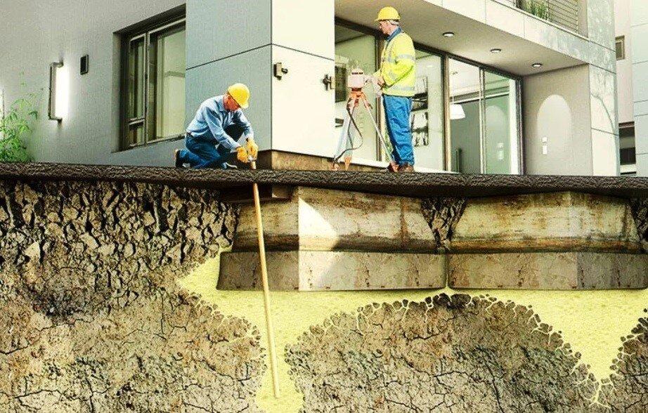 Bina Temelinden Su Çıkması